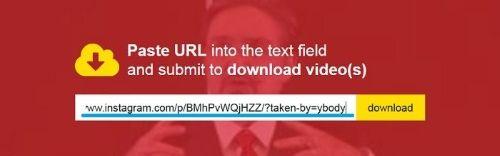 Сервис для скачивания видео Инстаграм savedeo
