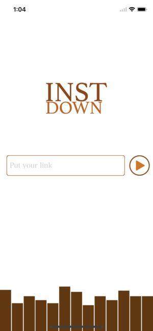 Сервис Instdown