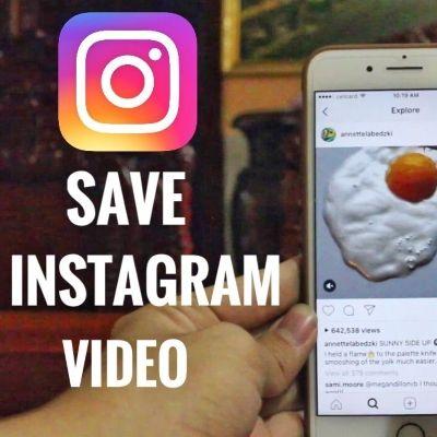 Как скачать видео с Инстаграм