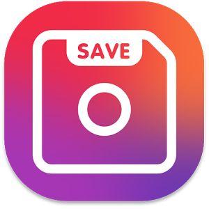 Приложение Instasave для копирование в Инстаграме
