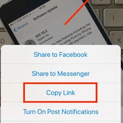 Копирование текста в Инстаграме с компьютера и телефона