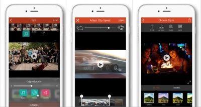Добавить музыку в Инстаграм через VideoShop