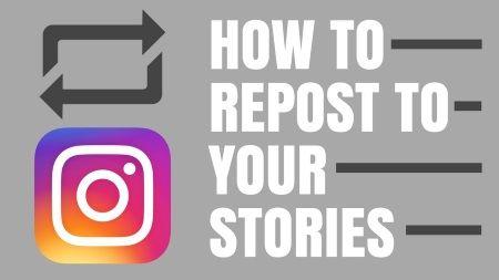Как сделать репост поста в Инстаграм Истории