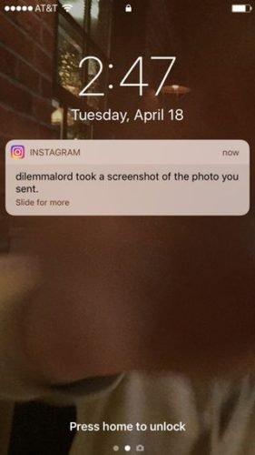 Кто сохранил фото в Инстаграм