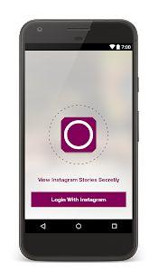 Смотрим истории анонимно через StoryView for Instagram