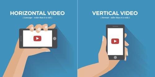 Вертикальное видео в Инстаграм
